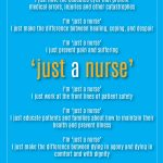 just-a-nurse-poster